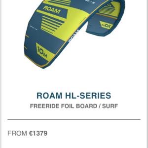 OR HL Roam - coming kite